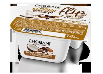 Chobani Almond Coco Loco Coconut Flip Yogurt