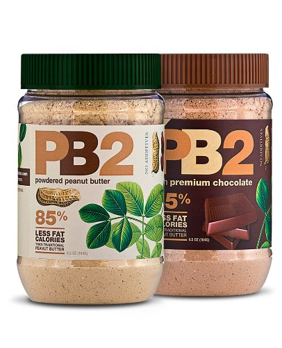 PB2 and PB2 Chocolate